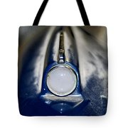 Classic Car Fender And Light Tote Bag