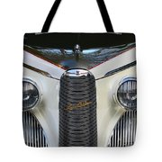 Classic Car Front End Tote Bag