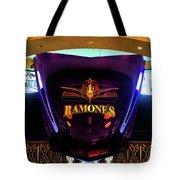 Classic Car Hood Ramones  Tote Bag