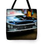 Classic Car Tote Bag