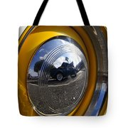 Classic Car Show Tote Bag