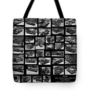 Classic Cars And Trucks Tote Bag