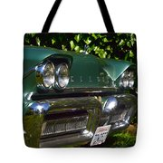 Classic Chrome Tote Bag