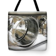 Classic Chrome Tote Bag by Marla Craven