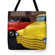 Classic Colors 5 Tote Bag