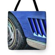 Classic Corvette Mako Shark 1965 Tote Bag
