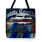Classic Creations Tote Bag