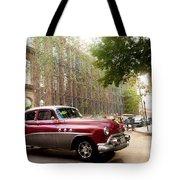 Classic Cuba Car Vii Tote Bag