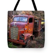 Classic Delivory Tote Bag