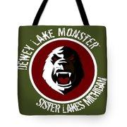 Classic Dlm Logo, Round Tote Bag