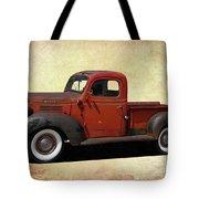 Classic Dodge Pickup Truck Tote Bag