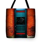 Classic Door Tote Bag