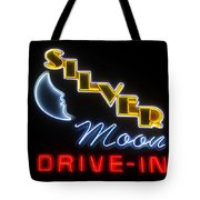 Classic Drive In Tote Bag
