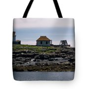 Classic Egg Rock Tote Bag