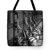 Classic Fence Tote Bag