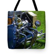 Classic Ford Hotrod Tote Bag