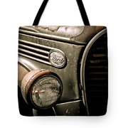 Classic Ford Truck Tote Bag