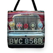Classic Humber Tote Bag by Nick Bywater