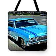 Classic Impala Tote Bag