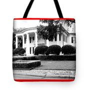 Classic In Black And White Tote Bag