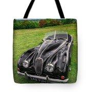 Classic Jag Tote Bag