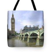 Classic London Tote Bag