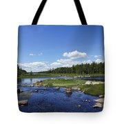 Classic Maine Tote Bag