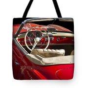Classic Mercedes Benz 190 Sl 1960 Tote Bag