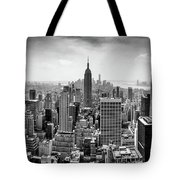 Classic New York  Tote Bag