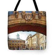 Classic Oxford Tote Bag