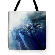 Classic Painted Tote Bag