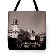 Classic Paris 12c Tote Bag