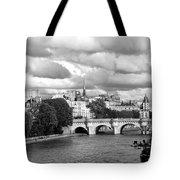 Classic Paris 5 Tote Bag