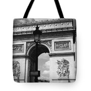 Classic Paris 6 Tote Bag by Andrew Fare