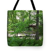 Classic Solitude Tote Bag