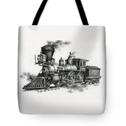 Classic Steam Tote Bag