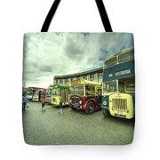 Classic Transport  Tote Bag