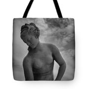Classic Woman Statue Tote Bag