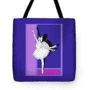 Classical Ballet Tote Bag