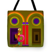 Classical Fall Tote Bag