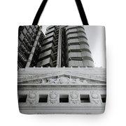 Classical London Tote Bag