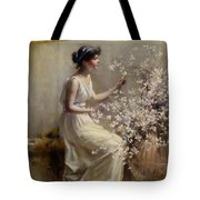 Classical Maiden Tote Bag