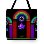Classical Neon Tote Bag