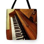Vintage Organ Tote Bag