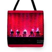 Classical Quintet Tote Bag