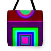 Classical Violet Tote Bag