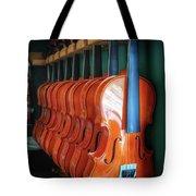Classical Violins Tote Bag