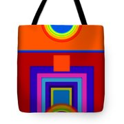 Classical Wheels Tote Bag