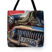 Classics Of Havana Tote Bag