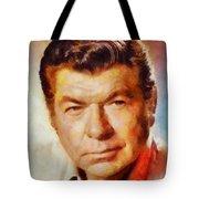 Claude Akins, Vintage Hollywood Actor Tote Bag